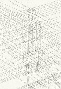 Antony Gormley, 'Zone', 2016