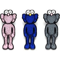 KAWS, 'KAWS x NGV BFF Pin (Set of 3), 2019', 2019