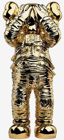 KAWS Holiday SPACE (Gold)