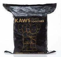 KAWS, 'Together (Black)', 2018