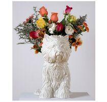 "Jeff Koons, '""Puppy (vase)"", White Glazed Porcelain, Signed/Numbered Edition of XX/3000.', 1998"