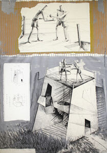 Andres Nagel, 'Sin título 2', 1991
