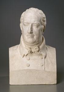 Pierre-Jean David d'Angers, 'François-Pascal-Simon, Baron Gérard', 1836-c. 1838
