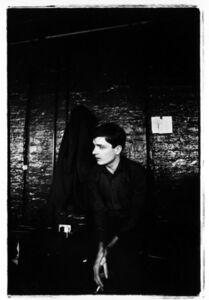 Kevin Cummins, '11. Ian Curtis, Joy Division TJ Davidson's rehearsal room Little Peter Street, Manchester 19 August 1979 ', 2006