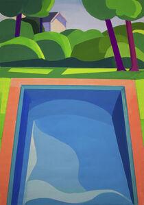 Monica Bernier, 'Connecticut Pool III', 2018