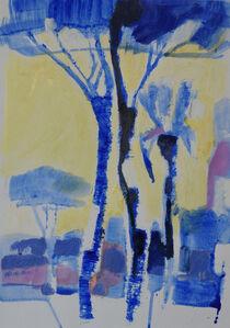 Laura Federici, 'Ultramarine blue 16', 2020