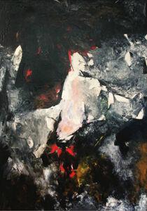 Sonia Gechtoff, 'Death of a Child', 1957