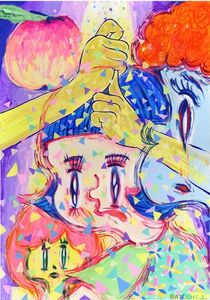 Satoshi Jimbo, 'The Present Which Shakes', 2008