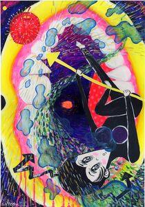 Satoshi Jimbo, 'Ms. Decayed Tooth Goes to Catharsis', 2008