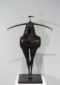 Abigail Varela, 'Totem o mujer cristiana', 1992