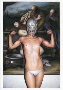 Juan Francisco Casas, 'ArtemisiaSusannaAlexandra', 2020