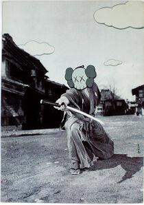 KAWS, 'Untitled (Samurai)', 1999