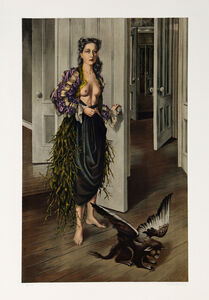Dorothea Tanning, 'Birthday (Self Portrait at age 30, 1942)', ca. 1970
