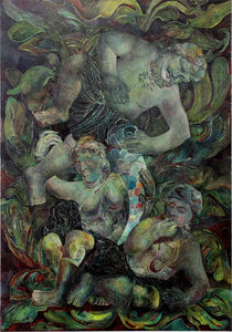 Ana Milenkovic, 'Bacchus'