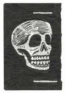 Beatriz Monteavaro, 'Horror and Scorn, and an Everlasting Run', 2014