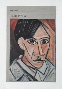 Hugh Mendes, 'Obituary: Pablo Picasso ', 2019