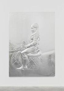 Charles Ray, 'Girl on Pony', 2015