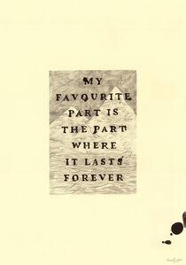 Keaton Henson, 'My Favourite Part', 2016