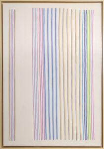 Gene Davis, 'Sky Cycle', 1978