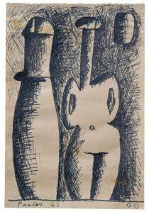 Manuel Pailós, 'Figura', 1965