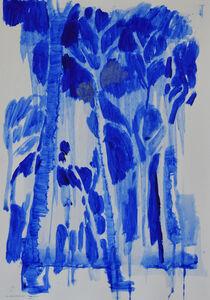 Laura Federici, 'Ultramarine blue 17', 2020