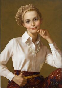 John Currin, 'Constance Towers', 2009