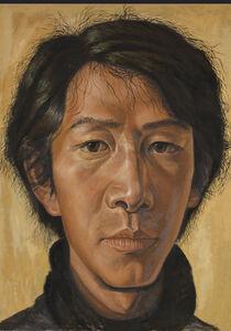 Gu Dexin, 'Self-Portrait', 1984