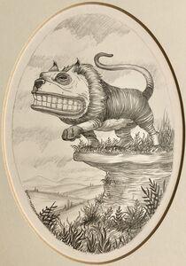 Scott Musgrove, 'Glamour Cat', ca. 2009