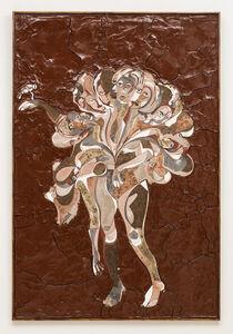 Ugo Schildge, 'Flower Women with Bird', 2018