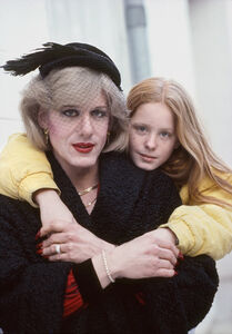 Mariette Pathy Allen, 'Paula and daughter Lisa', 1978-1989