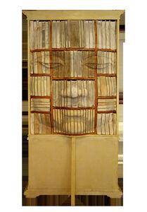 Long-Bin Chen, 'Book Face Mercy', 2011
