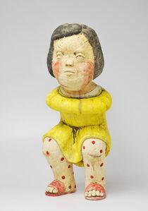 Kensuke Yamada, 'Girl', 2017