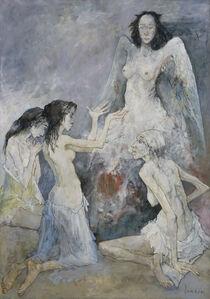 Jean Jansem, 'Le sphynx', 1999