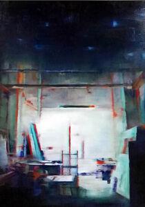 Eduard Resbier, 'Atelier - Cendra deu'