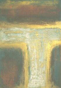CathyJean Clark, 'Meditations, Waterfall III', 2016