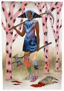 Keri Oldham, 'Warrior with Severed Claw', 2018