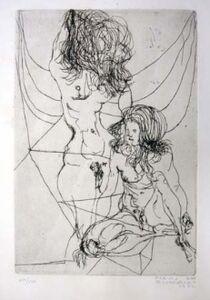 Flávio de Carvalho, 'Untitled', 1972