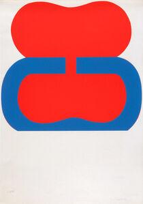 Georg Karl Pfahler, 'Untitled III', 1970
