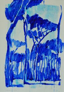 Laura Federici, 'Ultramarine blue 13', 2020