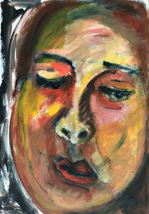 Samia Osseiran Junblat, 'Untitled 5'