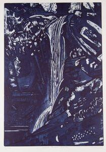 Jeffrey Makin, 'Cedar Creek Falls', 2004