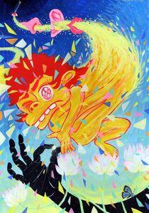 Satoshi Jimbo, 'A Moment to Get', 2008