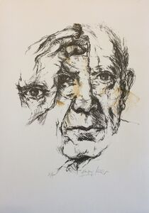 Hetty Krist, 'Homage to Picasso'