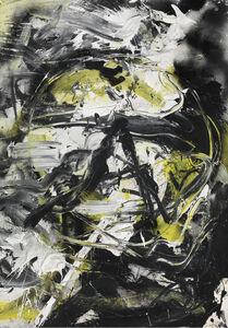 Emilio Vedova, '(Oltre)', 1986