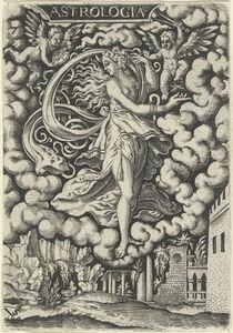 Virgil Solis, 'Astrologia (Astrology)'