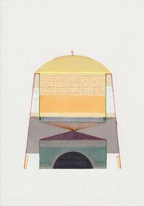 Amba Sayal-Bennett, 'Smoke House', 2015