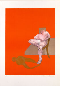 Francis Bacon, 'Triptyque 1983 - Right Panel', 1983