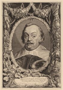 Jonas Suyderhoff after Sir Anthony van Dyck, 'Franciscus de Moncada', 1650?