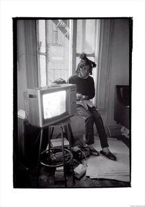Roland Hagenberg, 'Basquiat TV, New York, 1983', 1983