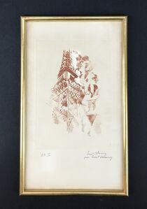 Robert Delaunay, 'Tour Eiffel', 1969